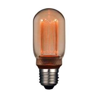 Bombilla decorativa de filamento LED E27
