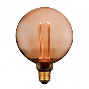 Bombilla LED decorativa E27 Globo G125 (4W)